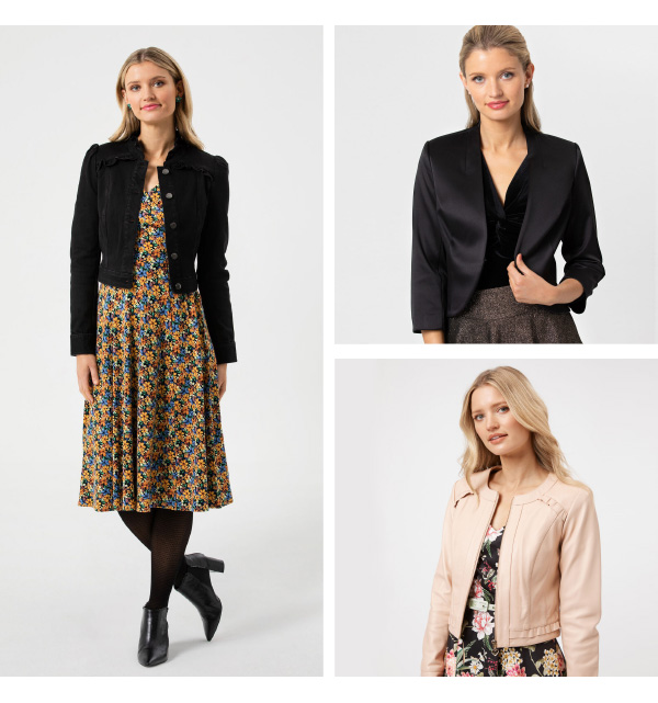 How To Style a Dress in Winter
