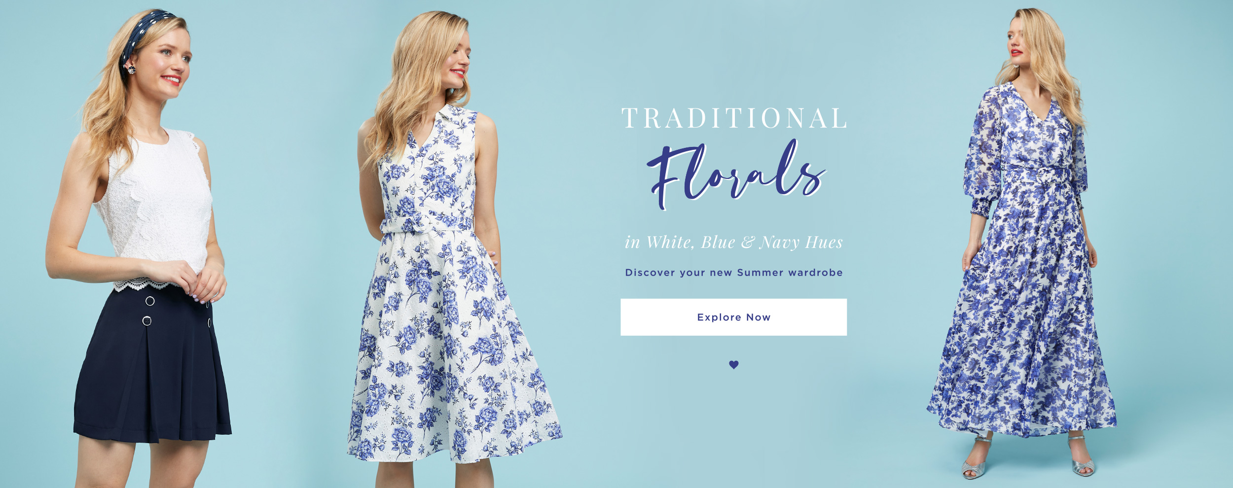 Traditional Florals