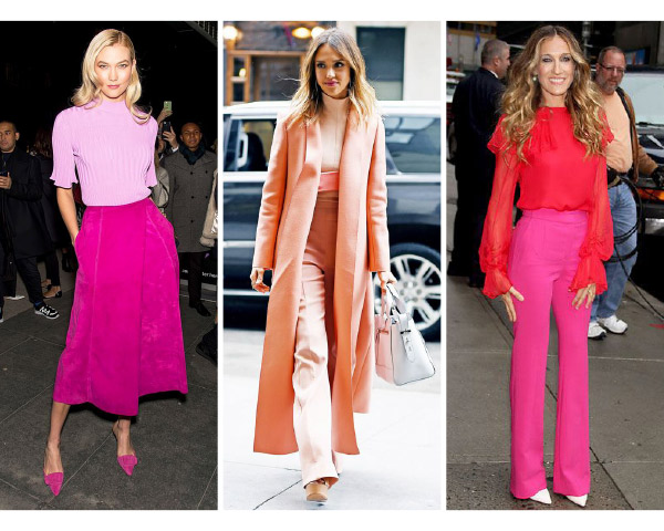 Guide to Colour Blocking