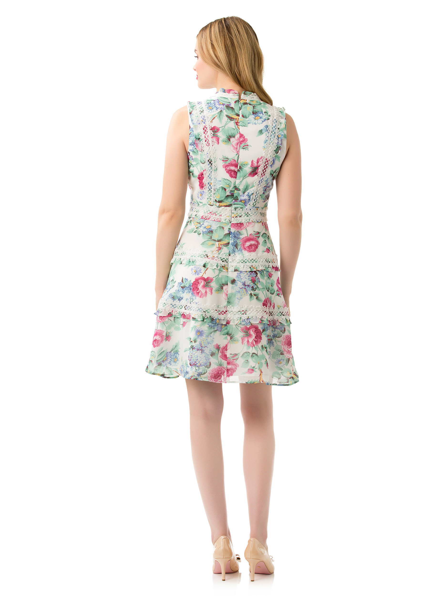 Mallory Floral Dress Shop Dresses Online From Review Instructions